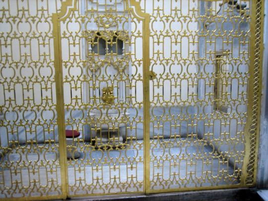 The bath-house of the Ottoman Harem, Topkapi