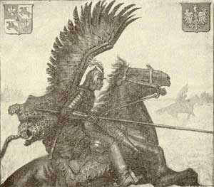 Winged Hussar Poster
